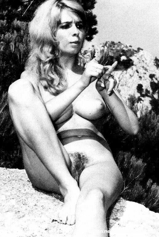 Nacktfotos ingrid steeger Ingrid Steeger